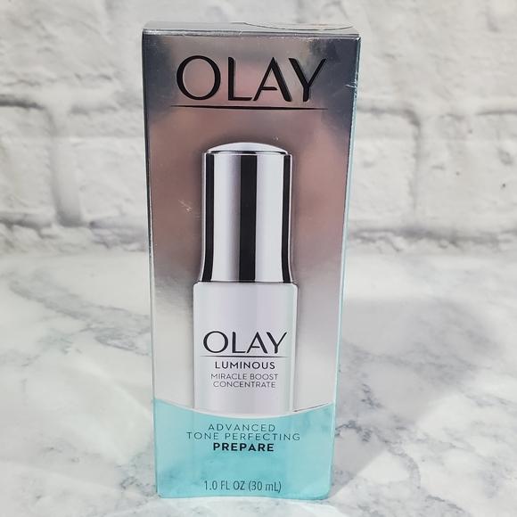 Olay Luminous Tone Perfecting Prepare